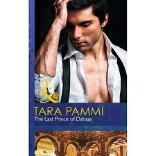 """VERY GOOD"" Pammi, Tara, The Last Prince of Dahaar (A Dynasty of Sand and Scanda"