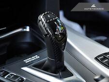 CARBON FIBER SPORT AUTO GEAR SELECTOR SHIFT COVER - BMW F22 220I 228I M235I