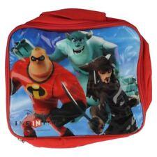 Portapranzo e borse termiche rosso per bambini