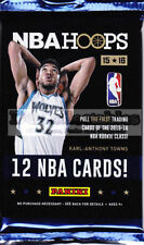 Not Autographed Basketball Trading Cards Pack 2015-16 Season