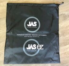 JAS Joint Active Systems EZ Black string bag EXCELLENT CONDITION