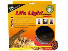 Lucky Reptile Life Light LED Halogen rund schwarz