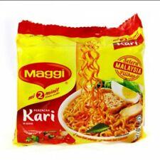 Maggi Curry Instant Noodle (5pcs)