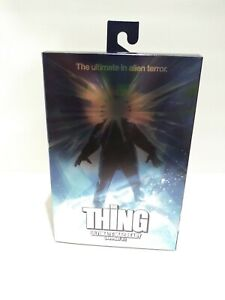 NECA The Thing Ultimate RJ Macready Outpost 31 Figure