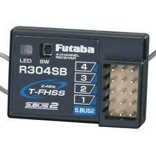 NEW Futaba R304SB S.Bus2 4-Channel T-FHSS Telemetry Rx FUTL7680