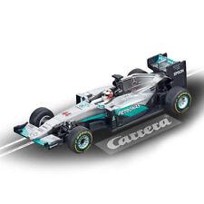 Nuevo: carrera go mercedes F1 W05 Hybrid Lewis Hamilton 64088 1:43 Slot Car 143