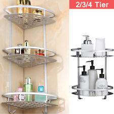 Bathroom Corner Shelf 3 Tier Storage Unit Stainless Steel Shower Caddy Shelves
