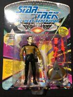 Star Trek Lieutenant Commander Data Action Figure The Next Generation 1992
