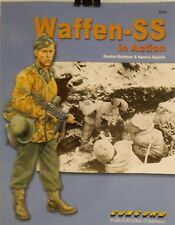 Concord Publications #6528 Waffen SS in Action