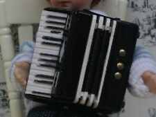 Dolls House Accessories  Small Accordion   MU37