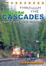THROUGH THE OREGON CASCADES PART 1 NEW BLU RAY VIDEO 7IDEA PRODUCTIONS