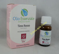 Erboristeria Magentina Olio Essenziale TIMO ROSSO 10ml dermatite infezioni bocc