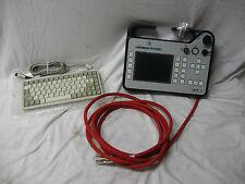 Keba HT-501 Lambda Laser Hand Held Terminal w/ Keyboard