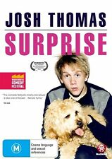 Josh Thomas - Surprise : Warehouse Comedy Festival (DVD, 2011) New - Genuine D43