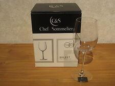 C&S CHEF SOMMELIER *NEW* SELECT  Verre à pied 24cl H.18,5cm Glasses