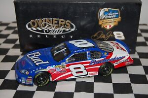 Dale Earnhardt Jr #8 Budweiser Stars & Stripes Chevrolet 1/24 NASCAR Die-cast