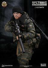 DAMTOYS Elite Series 1/6 Russian Special Forces Warrior Male Figure Model