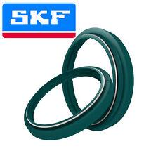 SKF Fork Oil Seal & Dust Wiper Green For 2004-2014 Yamaha YZ125