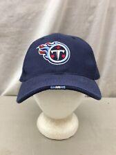 Trucker Hat Baseball Cap Vintage TENNESSEE TITANS Official  Sideline Equipment