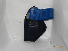 Smith & Wesson (S-W) M&P (M-P) Bodyguard 380 IWB Holster - Left Hand