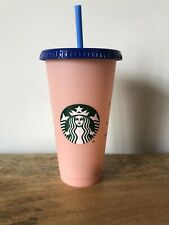 Starbucks Colour Changing Tumbler / Cup ROSE