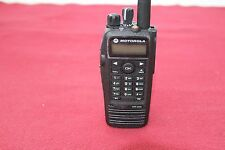 MOTOTRBO DIGITAL XPR6550 136-174MHz 5WATTS MODEL# AAH55JDH9LA1AN