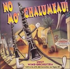 University of Nevada Las Vegas Wind Orch No Mo Chalumeau! CD