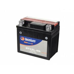 329802 - Batterie TECNIUM BTX5L-BS sans entretien livrée avec pack acide