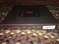 Art Of Rush Artist's Proof #31/40 Neil Peart, Geddy, Alex signed & Sealed Rare!