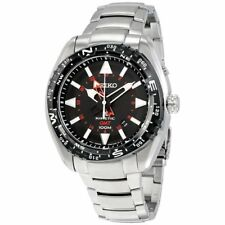 Seiko Prospex Land Kinetic GMT 100m Men's Watch SUN049P1