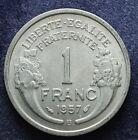 1957 B France 1 Franc Morlon aUNC