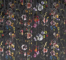 .DESIGNERS GUILD/CHRISTIAN LACROIX FABRIC BABYLONIA NIGHTS CREPUSCULE 7034/01