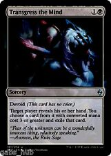 TRANSGRESS THE MIND Battle For Zendikar Magic MTG cards (GH)