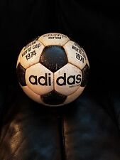 Adidas 1974 WORLD CUP official soccer ball made in france