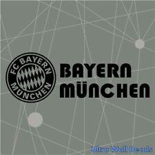 FC Bayern München - Auto Aufkleber Sticker Tattoo Decal Fußballclub 15cm Neu