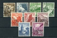Deutsches Reich Nr.675-683 gestpl. WHW 1938 ME 25,-++ !!! (126764)