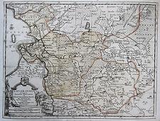Ansichten & Landkarten aus Niederlande mit Kupferstich