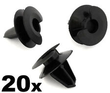 20 Vauxhall / Opel Plastic Trim Clips- interior door card panels & trim moulding