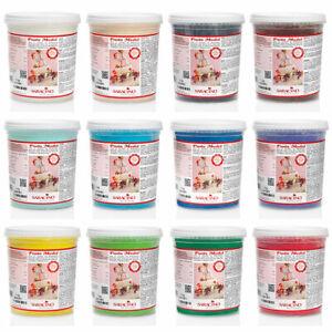 Saracino Modelling Paste - 1kg Tubs - Pasta Model - For Sugarcraft Models
