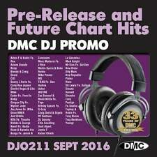 DMC DJ Only 211 Promo Chart Music Disc for DJ's - Double CD Radio Edit & Remixes