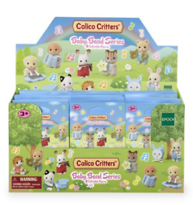 Calico Critters - Blind Bags - Baby Band Series - Lot of 5
