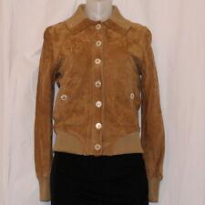 BNWT Genuine Armani Womens Suede Jacket EU 40. Was $1385 NOW $385!! $1000 OFF!!!