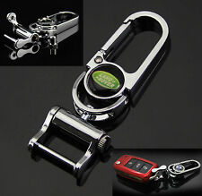 Auto Car Emblems Smart Remote Key fob Holder Keychain Keyring fit for box NEW