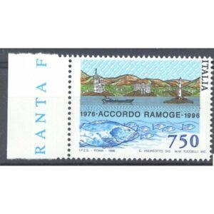 ITALIE 750 LIRE 1996 YVERT 2167 NEUF