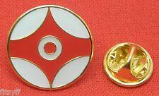 Kanku Lapel Tie Hat or Cap Pin Badge Karate Kyokushin Brooch