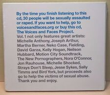 Voices & Faces Project Vol 1 music CD Neko Case Hubbard Shocked York compilation