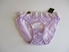 Wacoal Embrace Lace Hi Cut Brief Size Small Style 841191 Lavender (541)