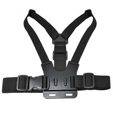 Adjustable Elastic Chest Strap Mount Harness for GoPro Hero1/2/3 Sport Camera BT