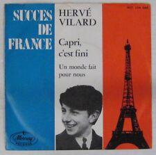 Tour Eiffel 45 tours Hervé Vilard Capri Hollande