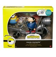 Minions THE RISE OF GRU Movie Moments PEDAL POWER GRU Playset Action Figures